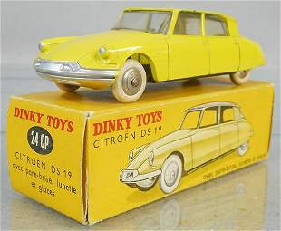 FRENCH DINKY 24CP CITROEN DS19