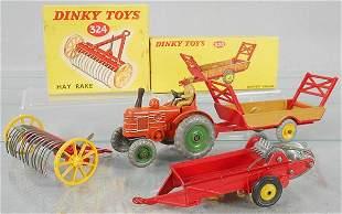 DINKY FARM VEHICLES