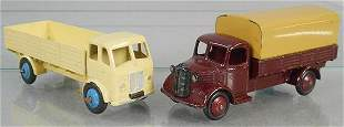 2 DINKY VEHICLES