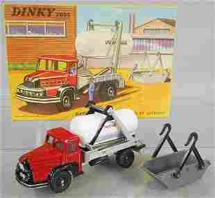 FRENCH DINKY 805 UNIC MULTI USE TRUCK