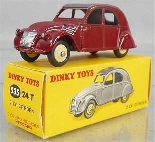 FRENCH DINKY 535 CITROEN 2CV