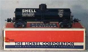 LIONEL 2955 SHELL TANK