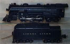1258: LIONEL 226E LOCO & 2226W TENDER