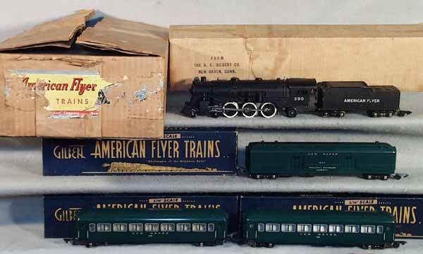 AF TRAIN SET