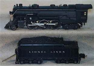 LIONEL 226E & 2226WX TENDER