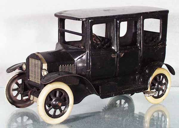 4: OROBR FORD MODEL T