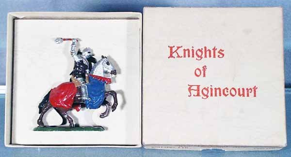 23: BRITAINS 9492 KNIGHT OF AGINCOURT