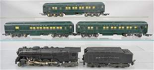 AMERICAN FLYER HUDSON TRAIN SET