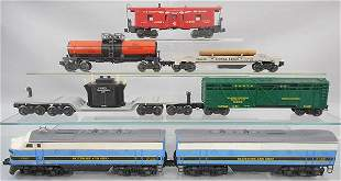 LIONEL 2269W FIVE-CAR FREIGHT SET