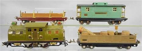 LIONEL 295 TRAIN SET