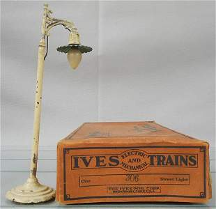 IVES 600 LAMP POST