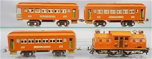 LIONEL 142E TRAIN SET