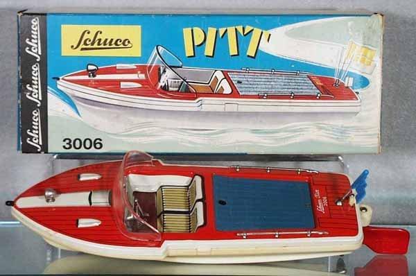 7: SCHUCO 3006 PITT BOAT