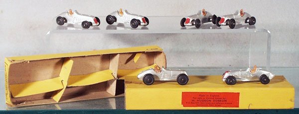 23: DINKY TRADE PACK OF 6 35B MG RACERS