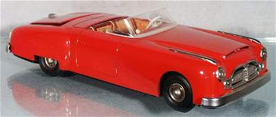 252: JNF 1953 PACKARD PAN AMERICAN AUTO