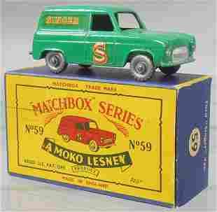 MATCHBOX MOKO 59A2 FORD VAN