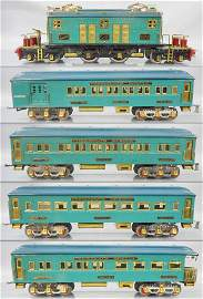 AMERICAN FLYER 1489 PRESIDENTS SPECIAL SET