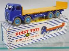 DINKY 903 FODEN FLAT TRUCK W/TAILBOARD