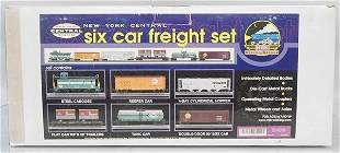 MTH 20-90017 6-CAR FREIGHT SET