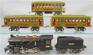 IVES TRAIN SET