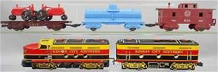 MARX ALLSTATE 9611 TRAIN SET