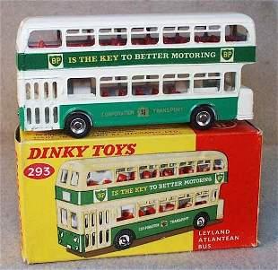 008: DINKY 293 LEYLAND ATLANTEAN BUS