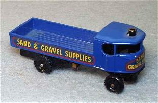011: MATCHBOX Y4A2 SAND & GRAVEL TRUCK