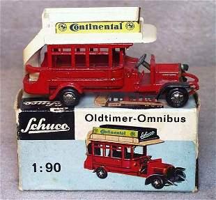 022: SCHUCO PICCOLO 776 MAN OLD TIMER BUS