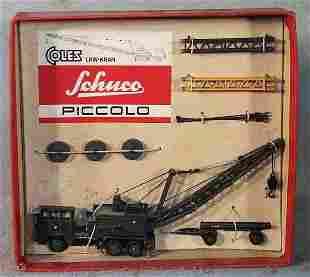024: SCHUCO PICCOLO 775 COLES LKW CRANE