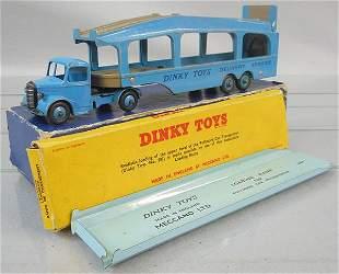 DINKY 982 PULLMORE CAR TRANSPORTER