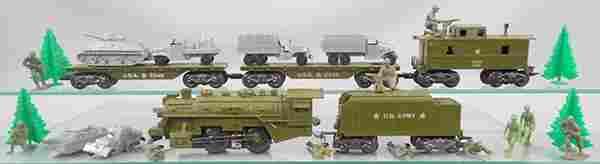 MARX WALGREEN 24965 MILITARY TRAIN