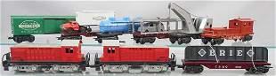 MARX ALLSTATE 9622 TRAIN SET