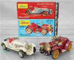 2 SCHUCO MICRO RACERS