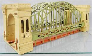 LIONEL 300 HELLGATE BRIDGE