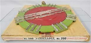 LIONEL 200 TURNTABLE