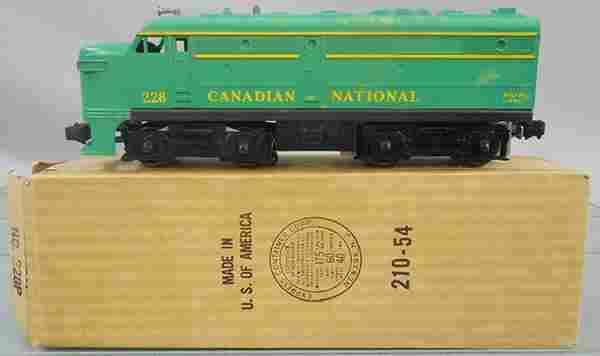 LIONEL 228P CANADIAN PACIFIC ALCO