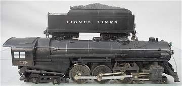 LIONEL 773 LIONEL TRAIN SET