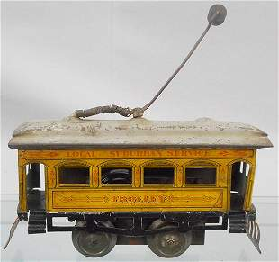 IVES 800 TROLLEY