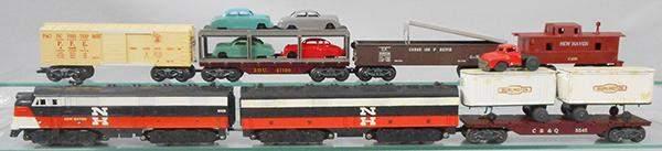 MARX 44824 TRAIN SET