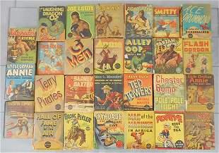 27 BIG LITTLE BOOKS