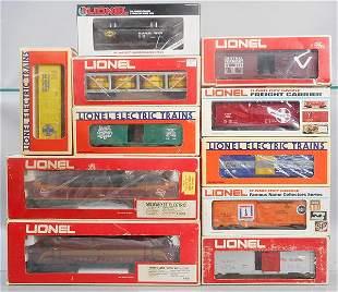 2 LIONEL TRAIN SETS
