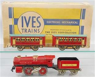 IVES 1580 TRAIN SET