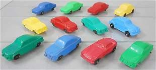 PLASTIC CAR LOT