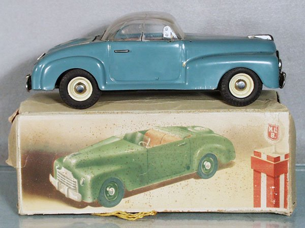 24: MARCHESINI 1946 FORD CONVERTIBLE