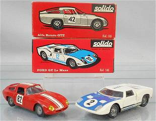 2 SOLIDO RACERS
