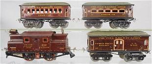 IVES 504 TRAIN SET