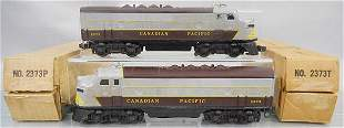 LIONEL 2373 CANADIAN PACIFIC DIESELS
