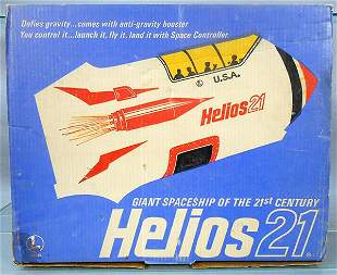 LIONEL 861 HELIOS 21 SPACE SHIP