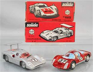 2 SOLIDO MARX RACERS