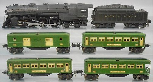 LIONEL 768W TRAIN SET